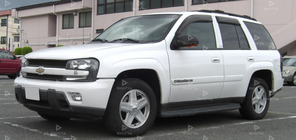 Ремонт ходовой Chevrolet Trailblazer в Волгограде